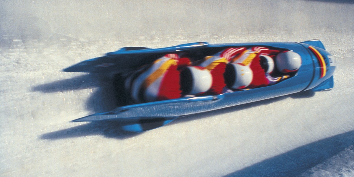 Bobsled Racing Team