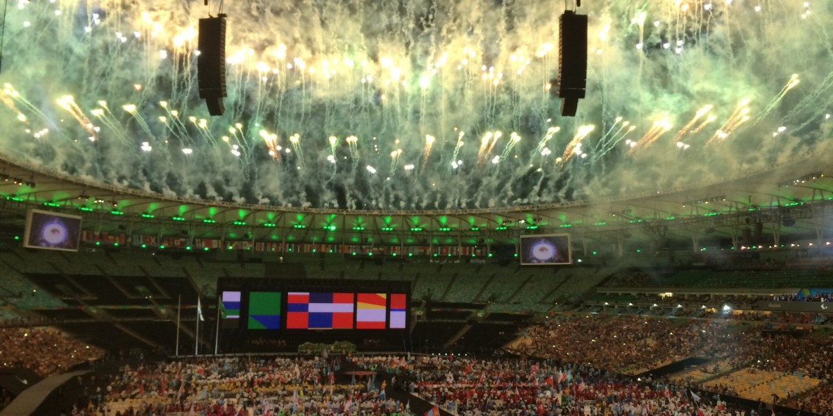 Rio 2016 Paralympics Closing ceremony