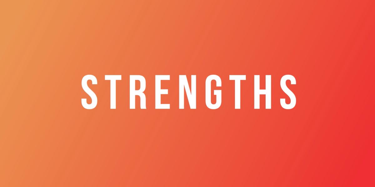 Strengths fix