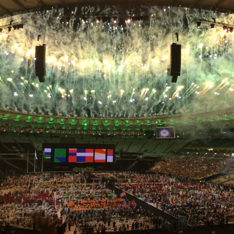 Rio 2016 Paralympics Closing ceremony
