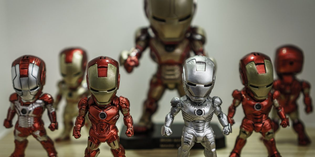 Ironman coping with pressure