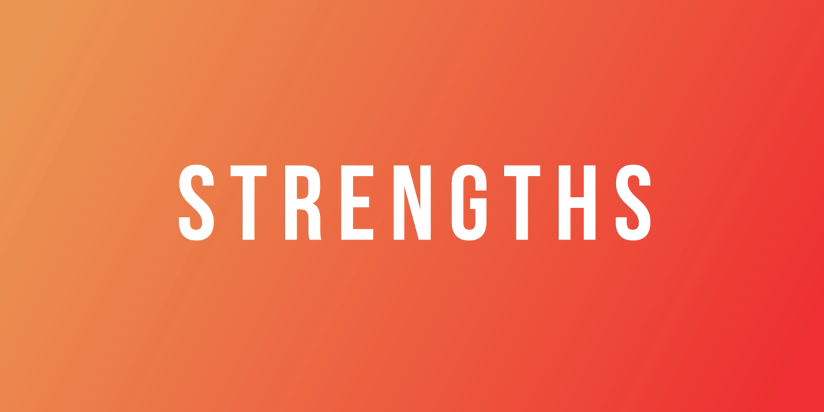 Strengths fix